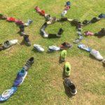 So viele verschiedene Schuhe für die unterschiedlichsten Menschen!
