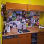 Unsere fröhliche Küche