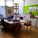 Das Büro von Kathrin Petring